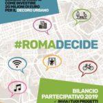 Bilancio Partecipato Comune di Roma – Seconda fase